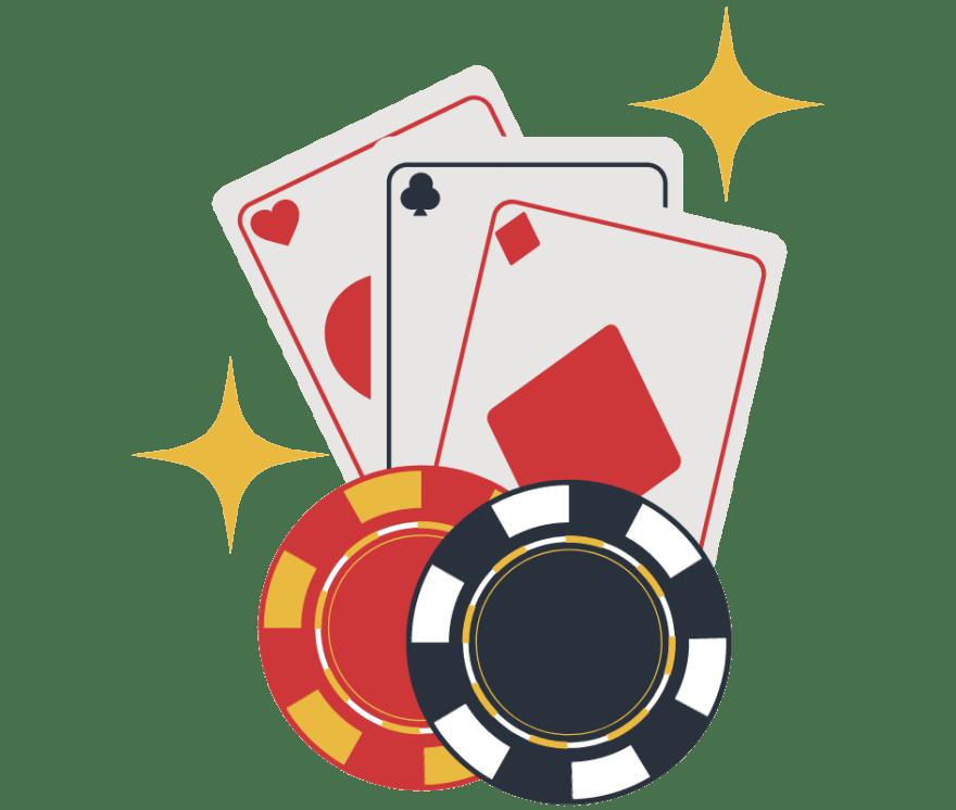 Los 153 mejores sitios de Casino de Veintiuna en línea en Bolivia