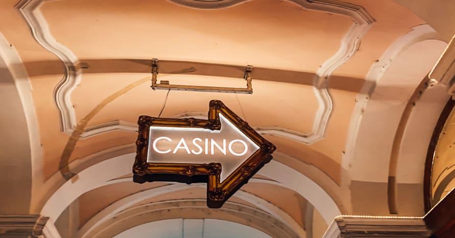 Apuestas en un casino en vivo