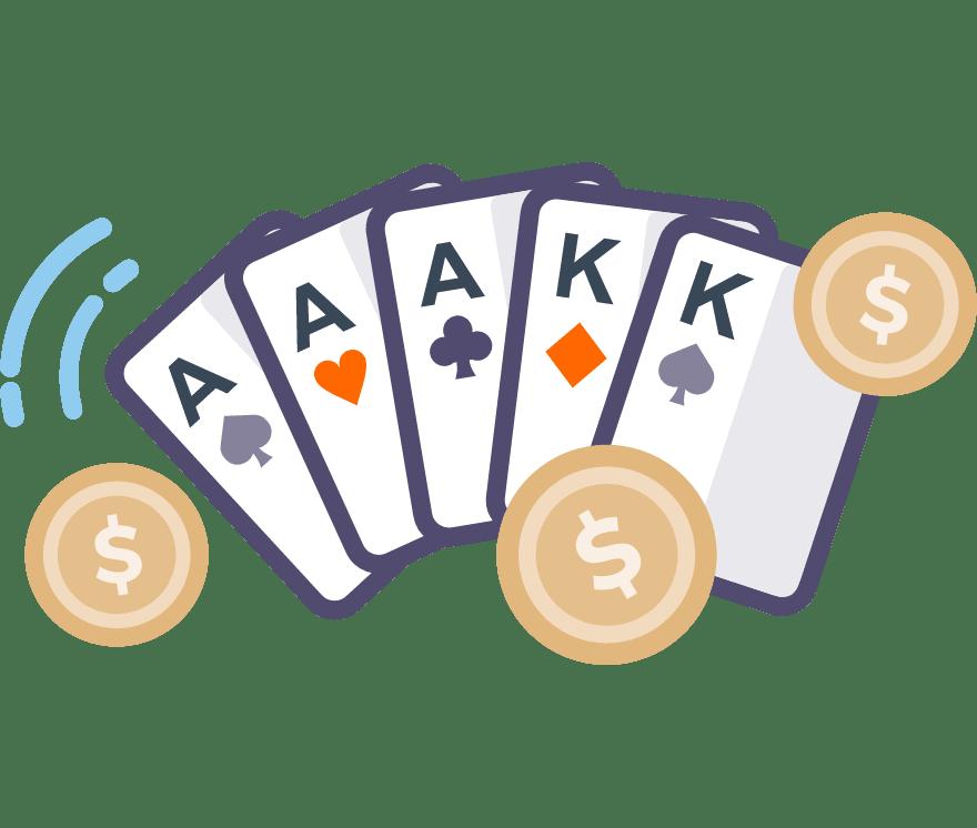 Los 106 mejores sitios de Casino de Póker en línea en Bolivia