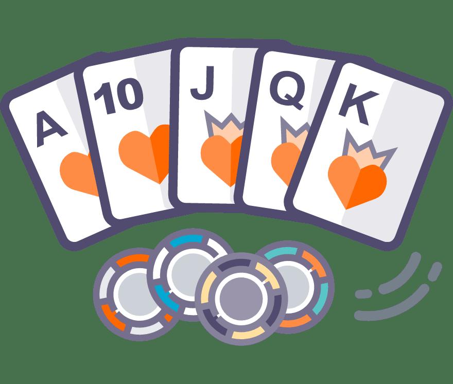 Los 47 mejores sitios de Casino de Texas Holdem en línea en Bolivia