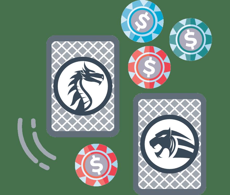 Los 48 mejores sitios de Casino de Dragón Tigre en línea en Bolivia