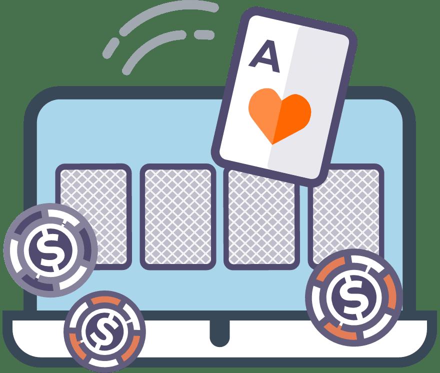 Los 40 mejores sitios de Casino de Póker caribeño en línea en Bolivia