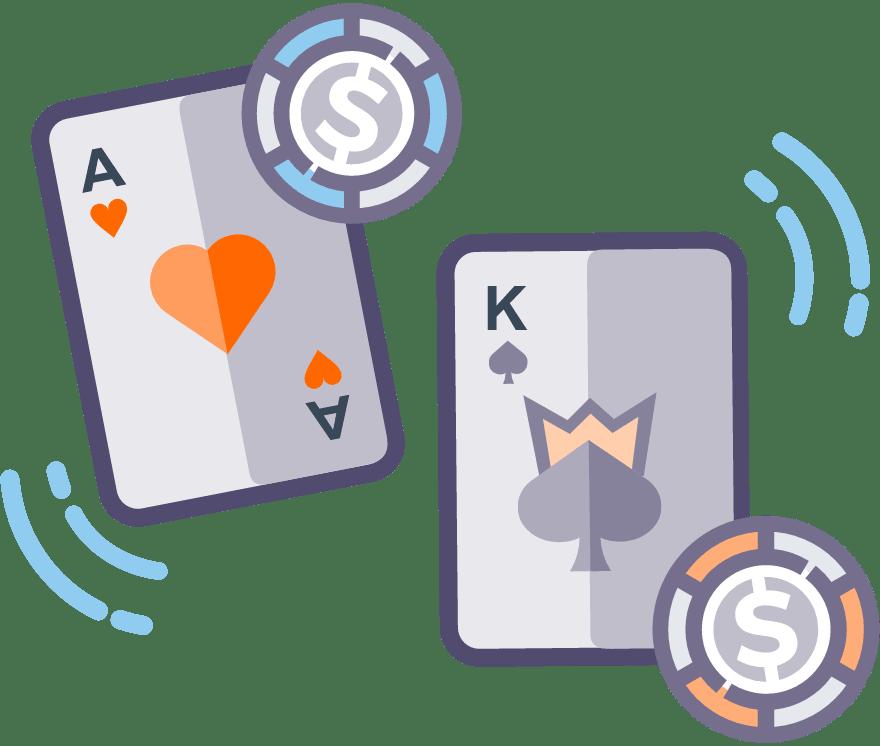 Los 8 mejores sitios de Casino de Guerra de casino en línea en Bolivia